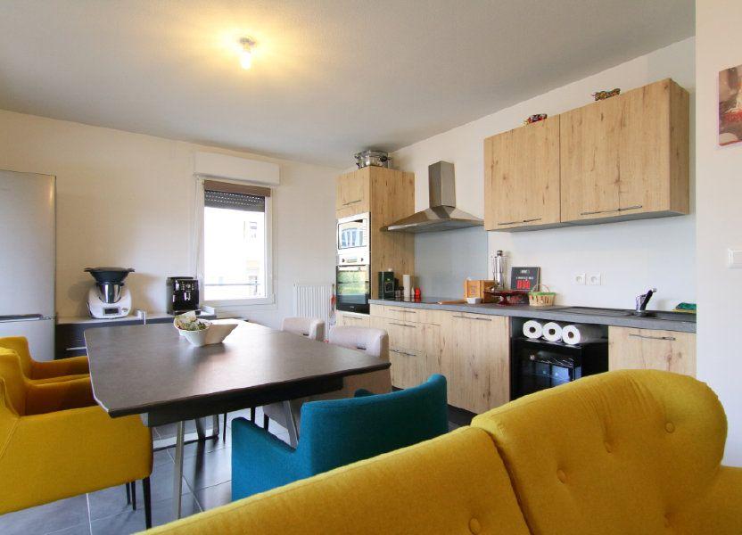 Appartement à louer 59.3m2 à Thionville