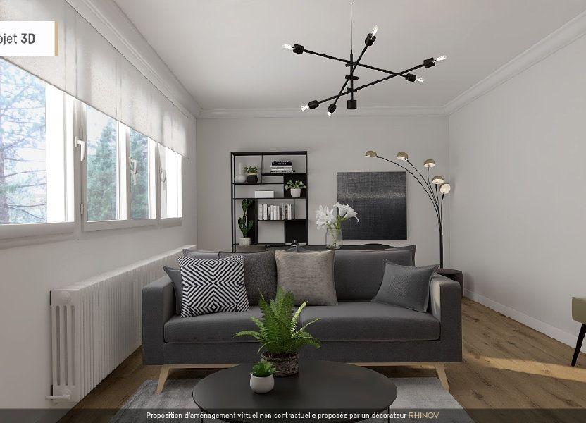 Appartement à vendre 81.38m2 à Thionville