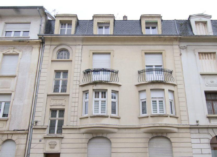 Appartement à vendre 83.55m2 à Thionville