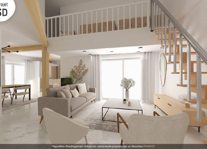 Appartement à vendre 85.55m2 à Thionville