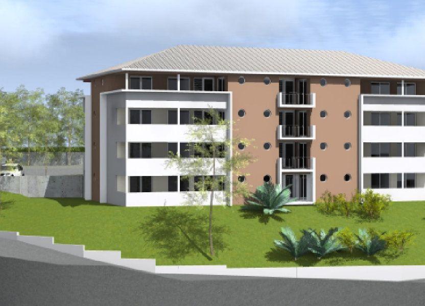 Appartement à vendre 60m2 à Fort-de-France