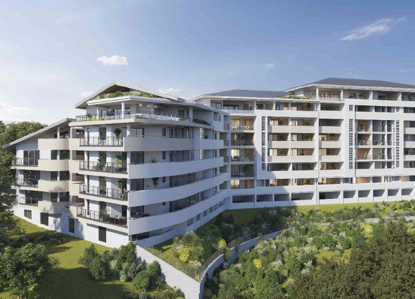 Appartement à vendre 57.22m2 à Fort-de-France