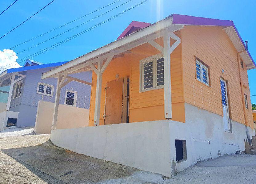 Maison à vendre 64.06m2 à Fort-de-France