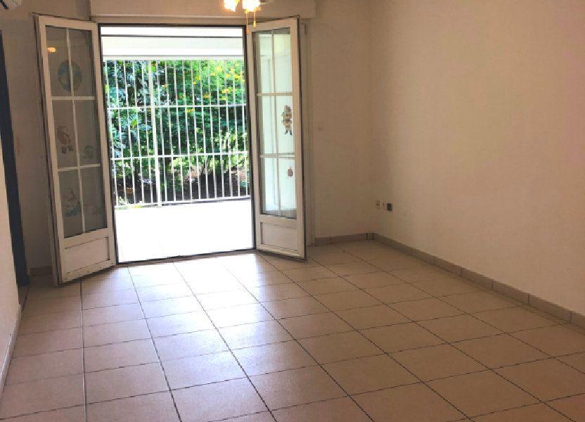 Appartement à louer 45.15m2 à Fort-de-France