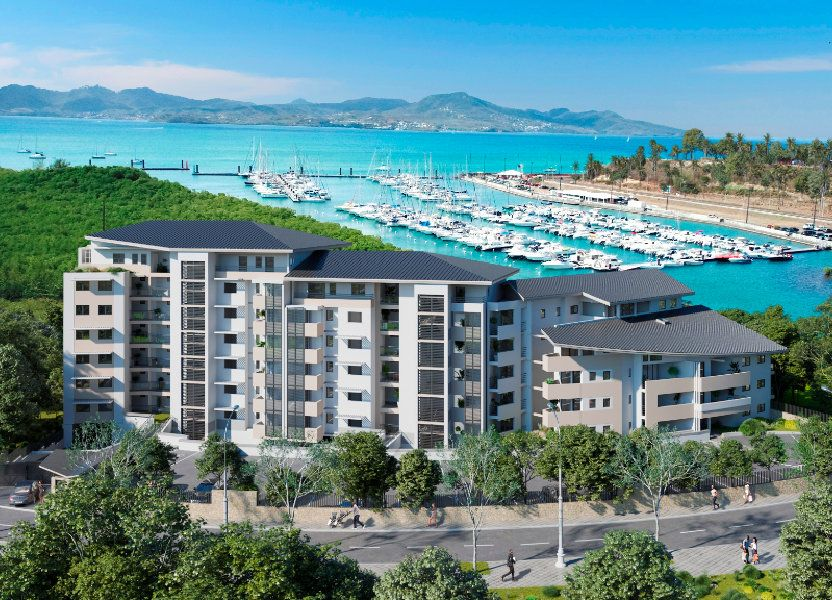 Appartement à vendre 63.72m2 à Fort-de-France