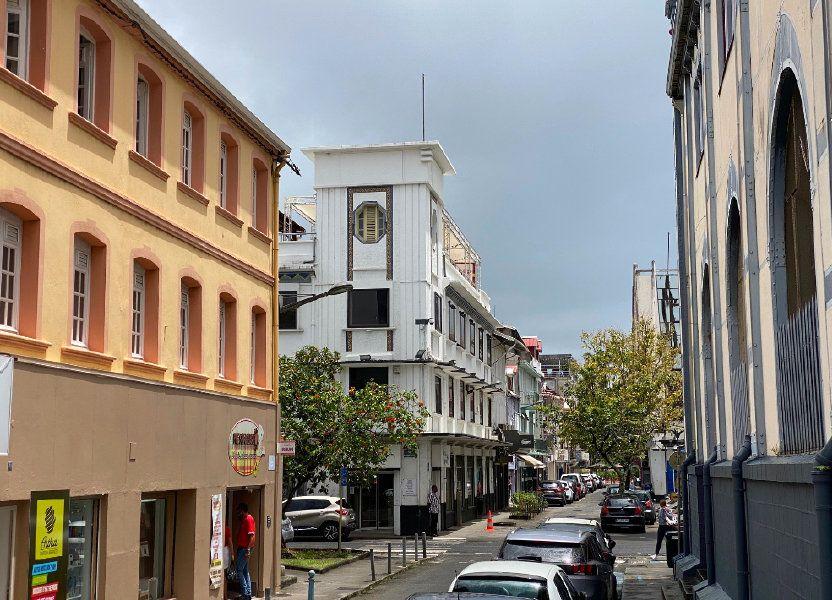 Immeuble à vendre 368m2 à Fort-de-France