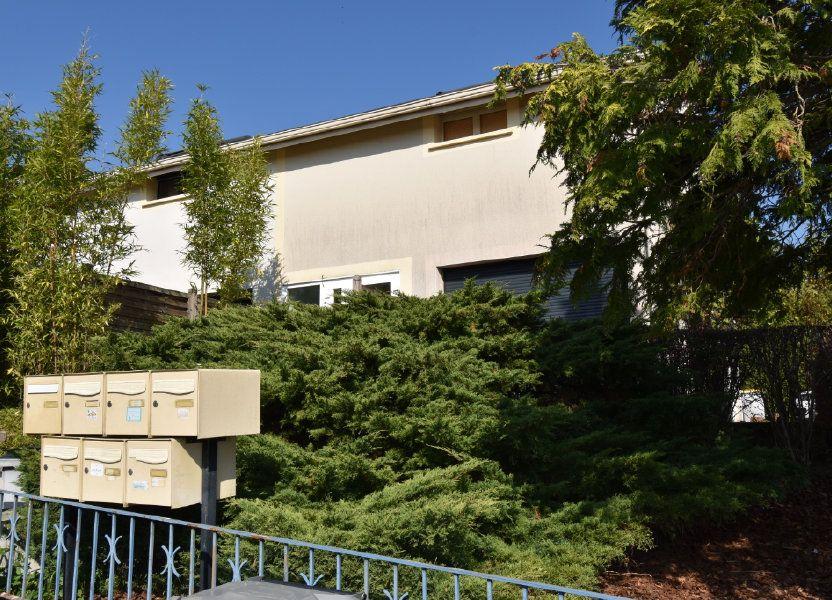 Appartement à louer 19.37m2 à Silly-sur-Nied
