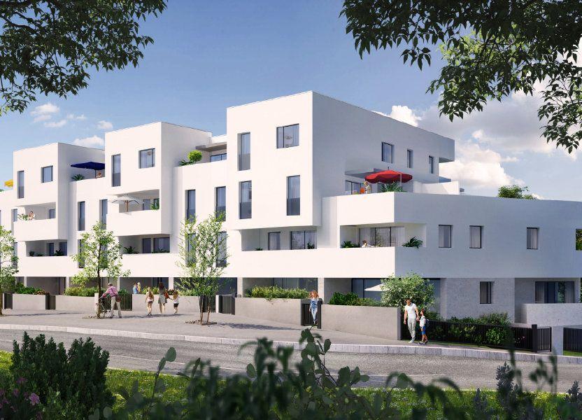 Appartement à vendre 96.11m2 à Metz