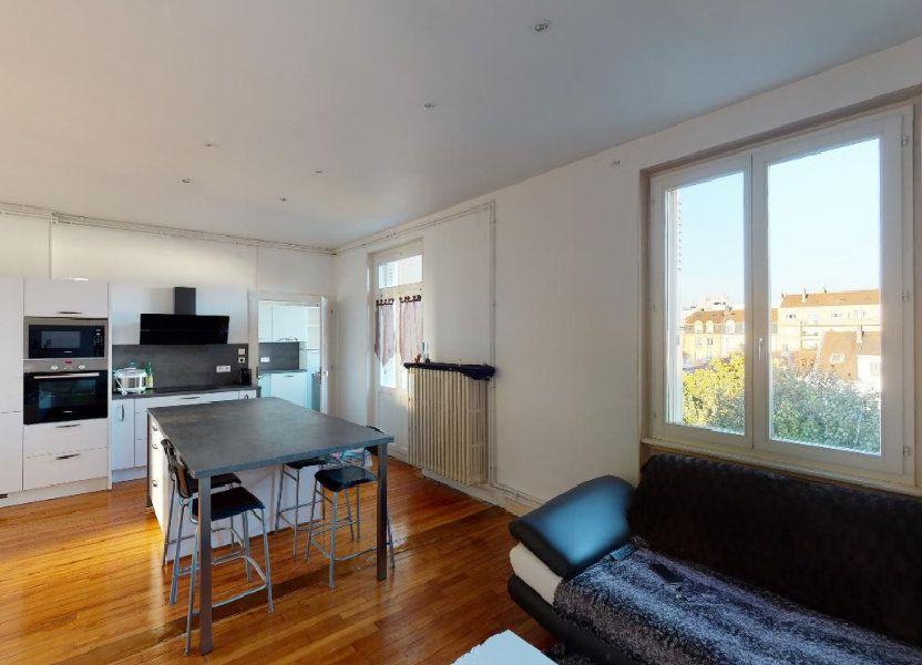 Appartement à louer 84m2 à Metz