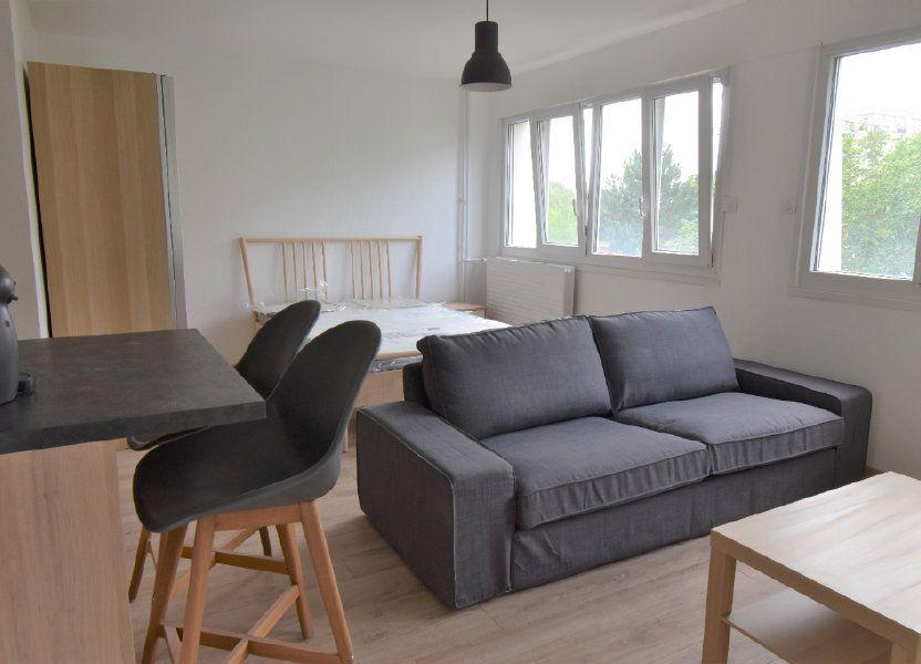 Appartement à louer 36.4m2 à Metz