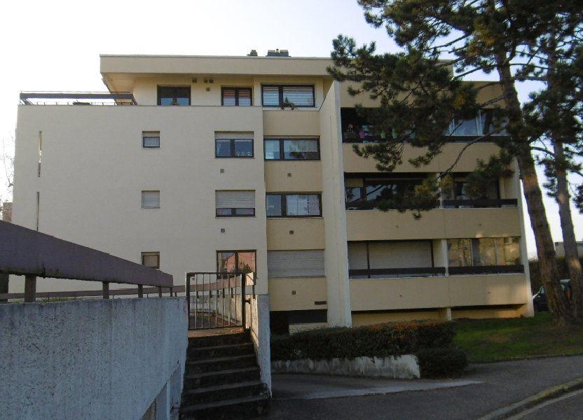 Appartement à vendre 69.94m2 à Metz