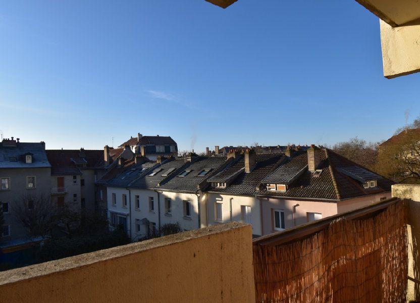 Appartement à louer 60.61m2 à Metz