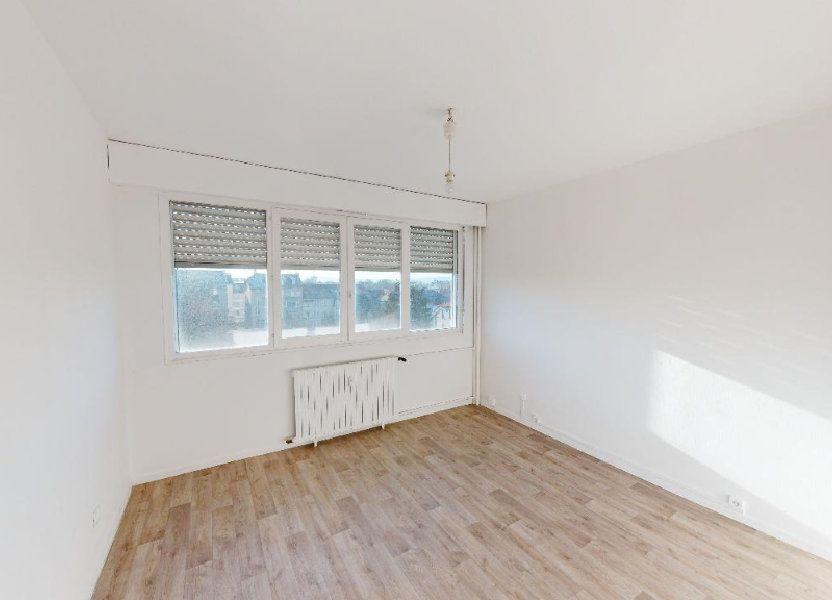 Appartement à louer 48.2m2 à Metz