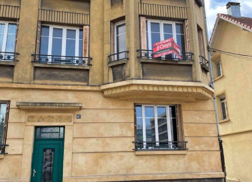 Appartement à vendre 72.28m2 à Metz