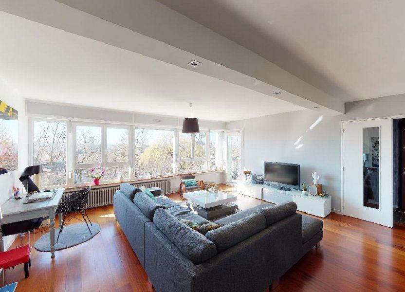 Appartement à vendre 119.27m2 à Metz