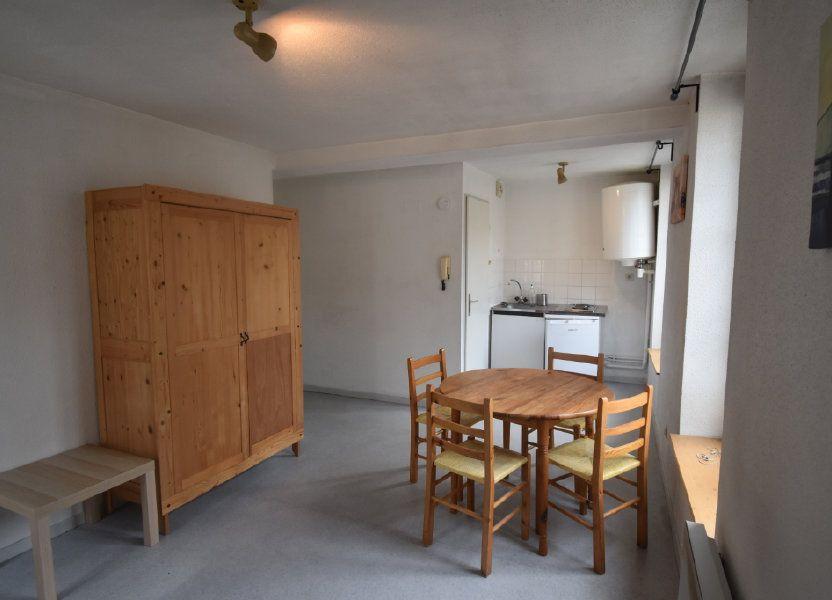 Appartement à louer 22m2 à Metz