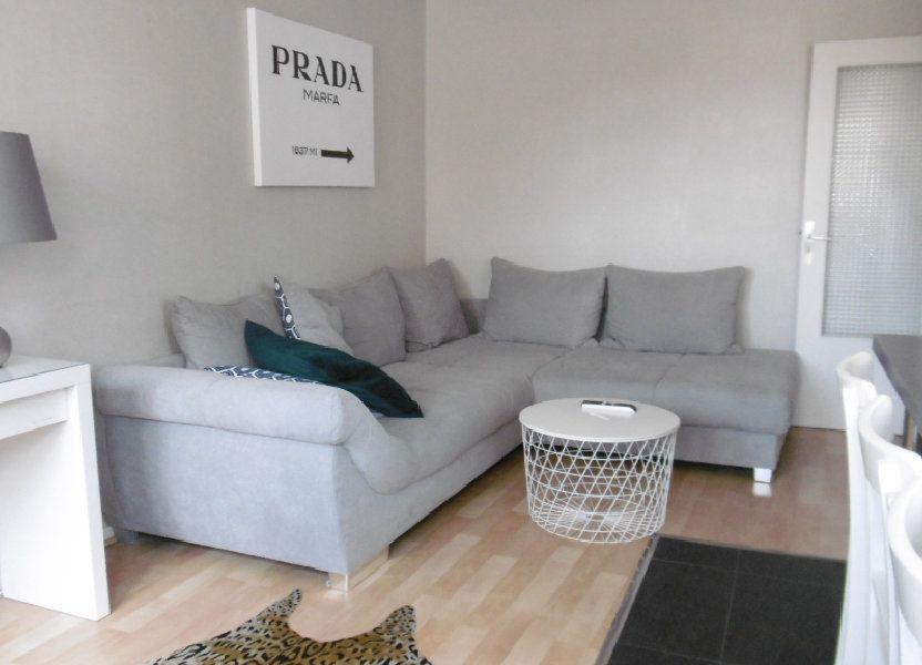 Appartement à louer 49.7m2 à Metz