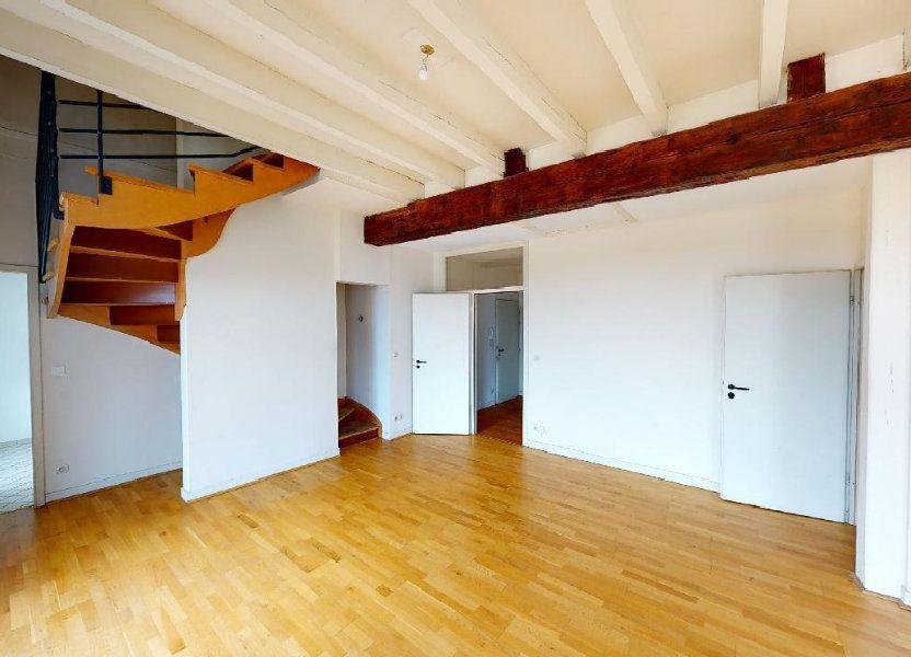 Appartement à louer 122.5m2 à Metz