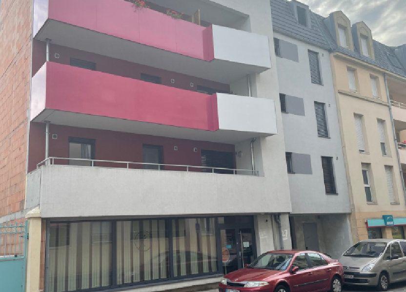 Appartement à vendre 44m2 à Montigny-lès-Metz