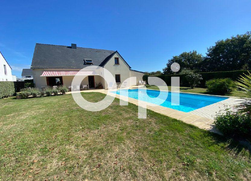Maison à vendre 190m2 à Saint-André-des-Eaux