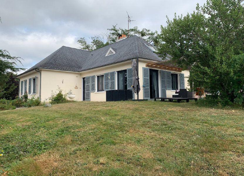 Maison à vendre 192m2 à Saint-Denis-en-Val