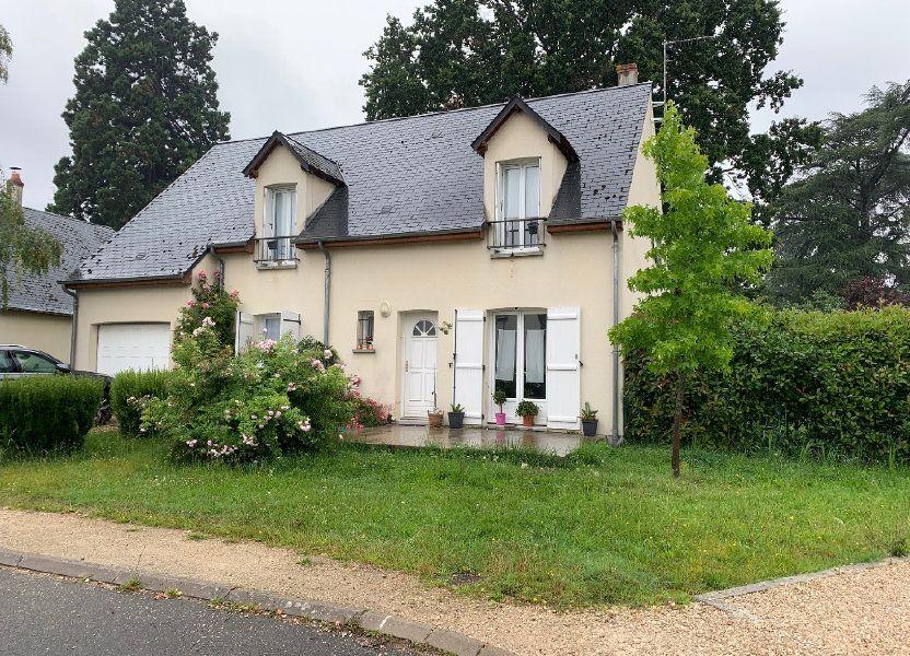 Maison à louer 133.17m2 à Saint-Jean-le-Blanc