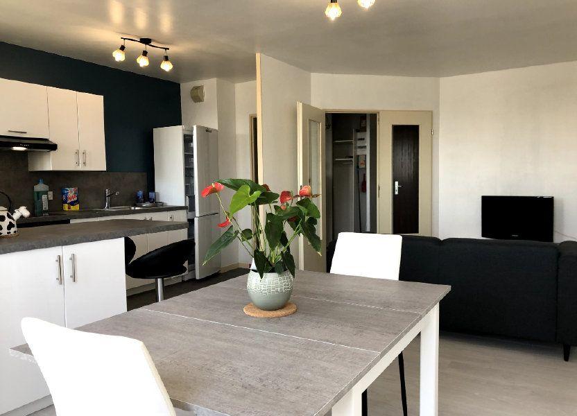 Appartement à louer 53m2 à Orléans