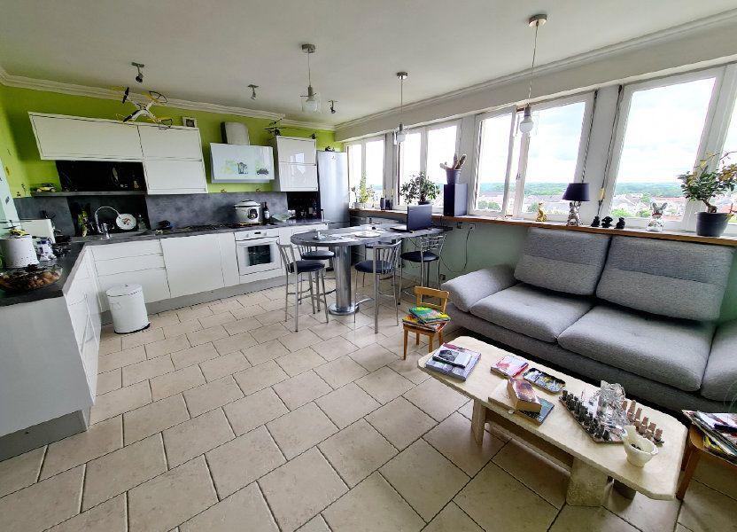 Appartement à vendre 59.55m2 à Taverny