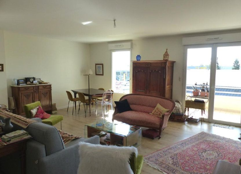 Appartement à vendre 110.4m2 à Angers