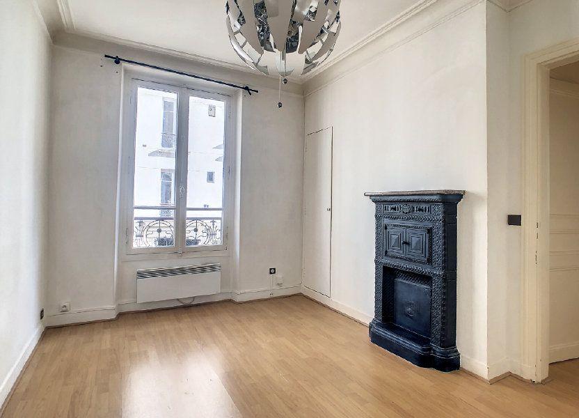 Appartement à louer 31m2 à Paris 14