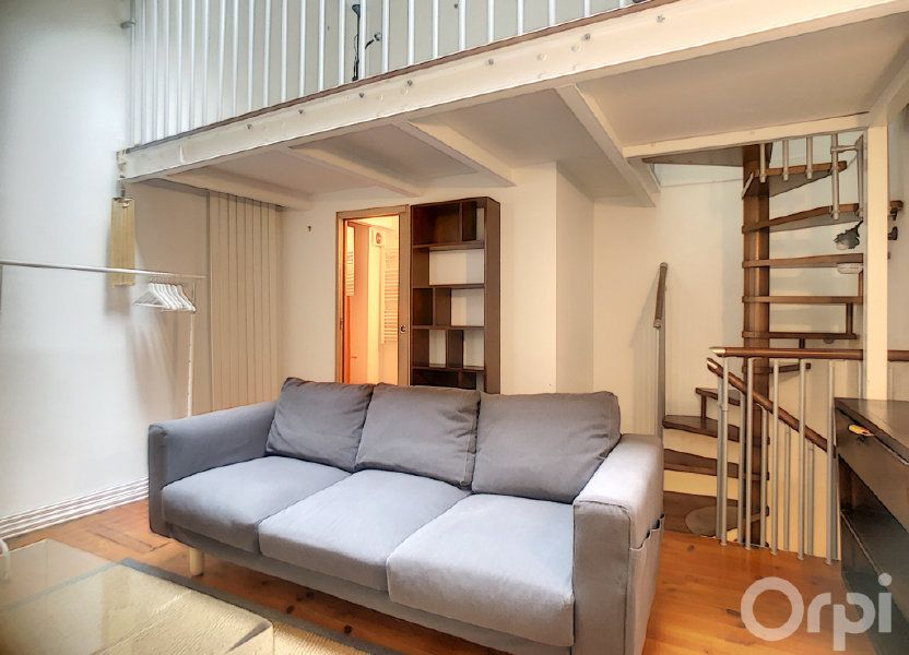 Appartement à louer 53.48m2 à Paris 14