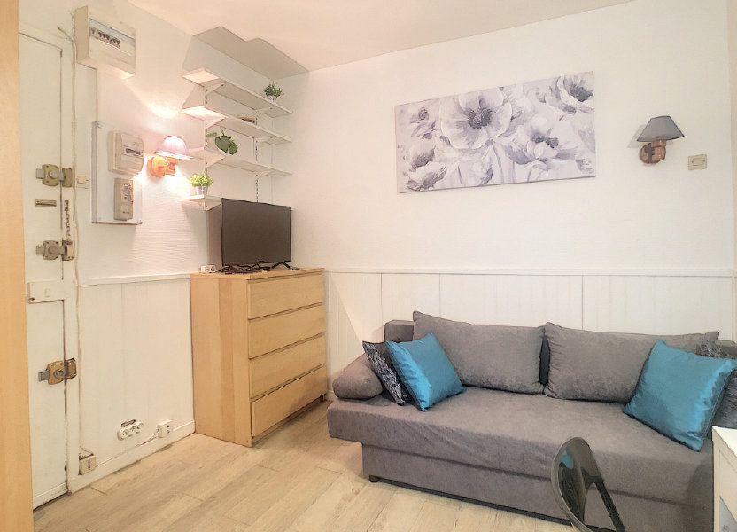 Appartement à louer 11.33m2 à Paris 14