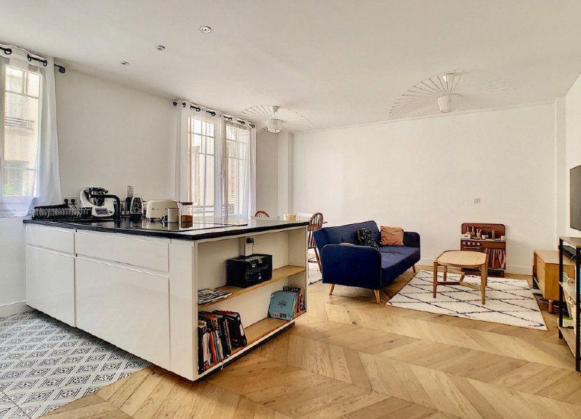 Appartement à vendre 70m2 à Paris 15