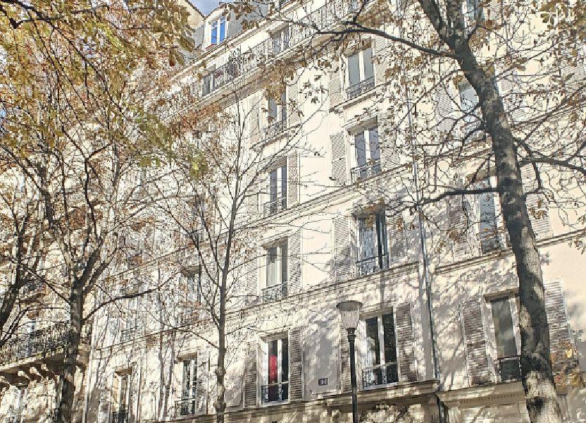 Appartement à vendre 53.25m2 à Paris 14
