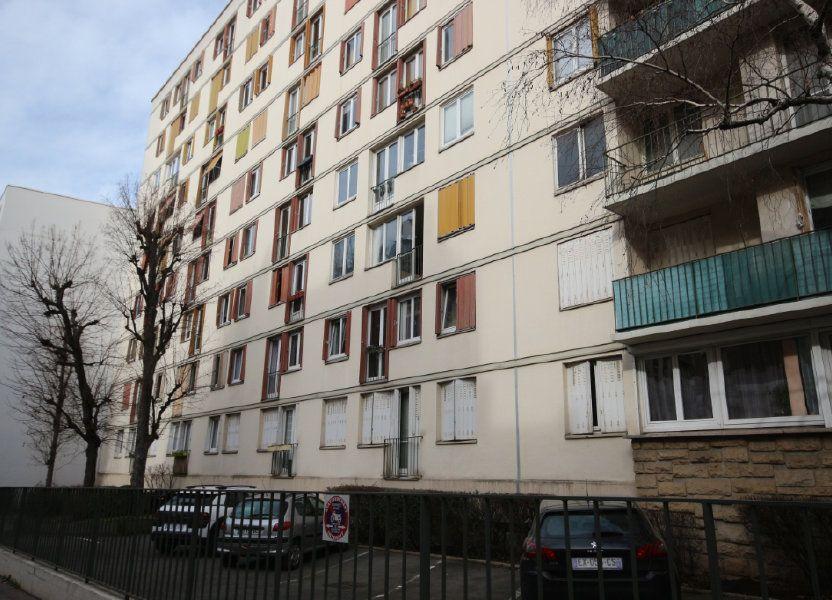 Appartement à vendre 62m2 à Paris 15
