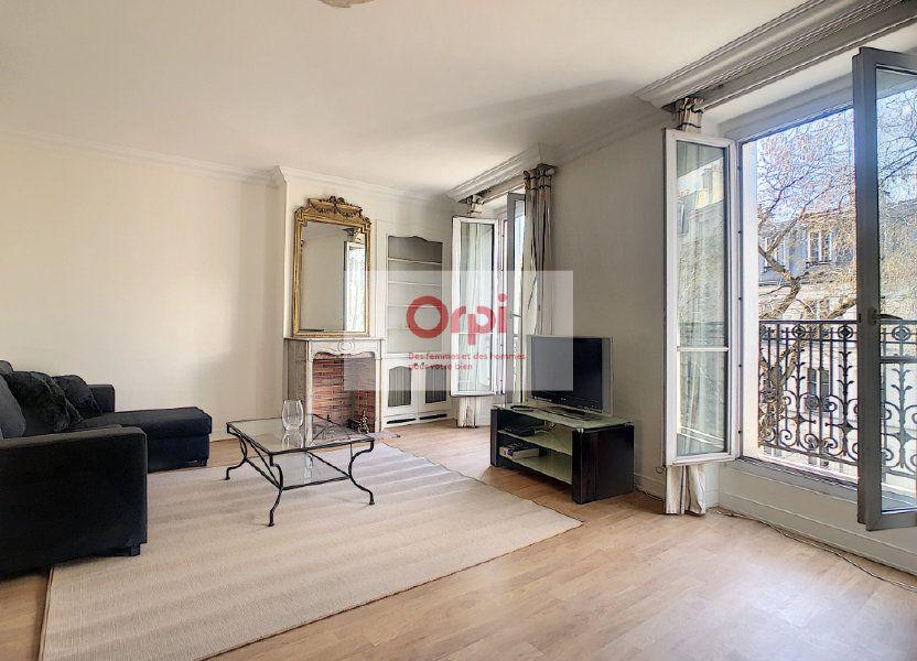 Appartement à louer 52m2 à Paris 14