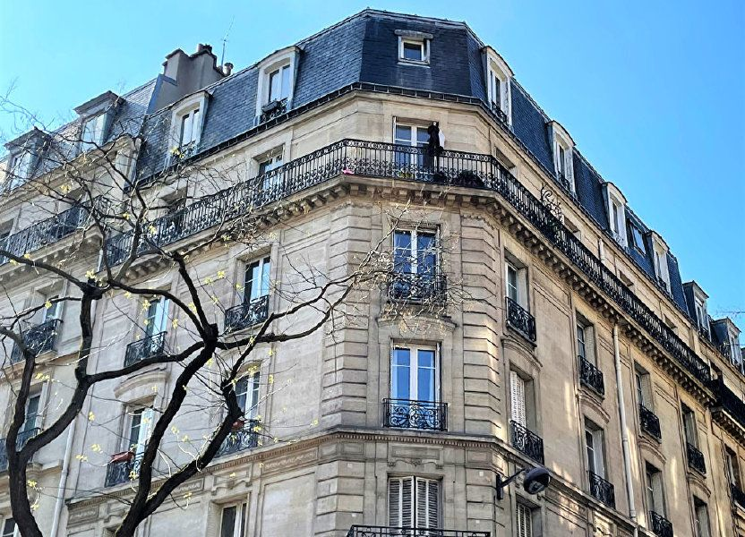 Appartement à vendre 57.27m2 à Paris 14