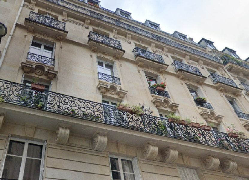 Appartement à vendre 18.03m2 à Paris 14