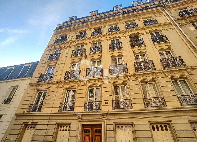 Appartement à vendre 49.6m2 à Paris 14