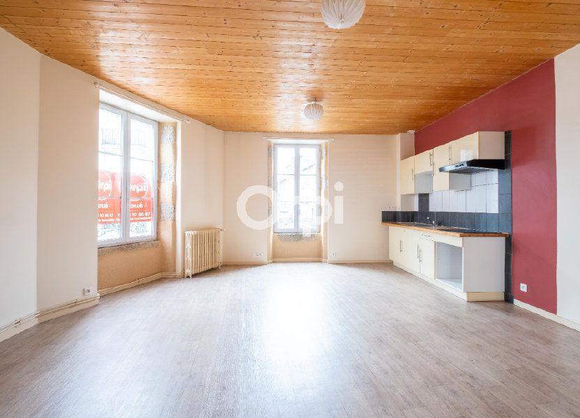Appartement à louer 61m2 à Limoges