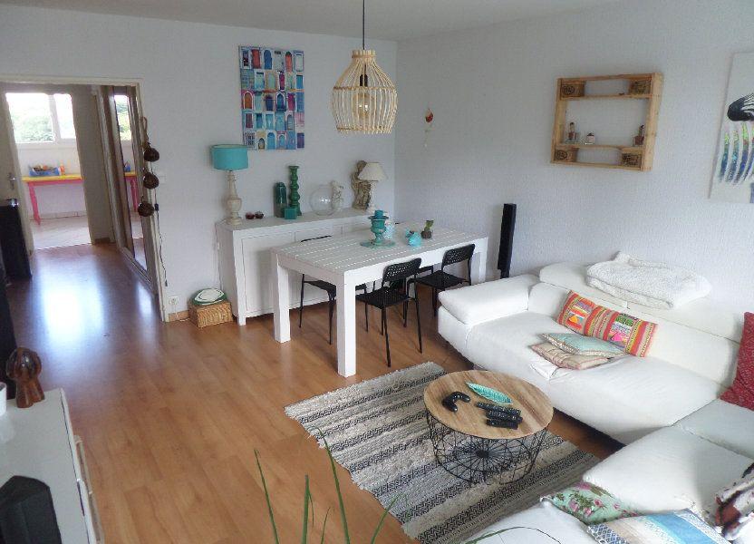 Appartement à louer 56.67m2 à Limoges