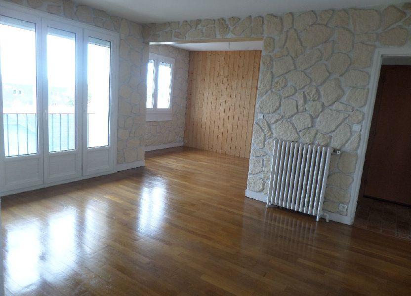 Appartement à louer 65.08m2 à Limoges