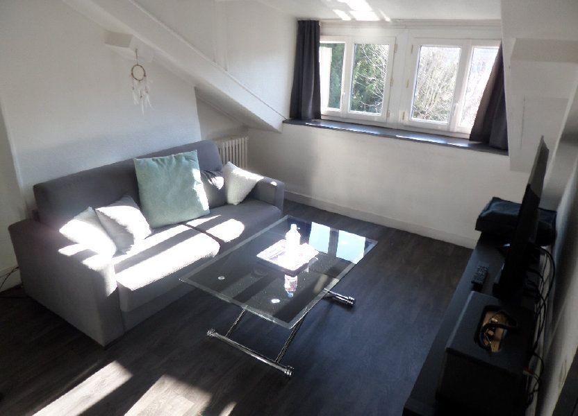 Appartement à louer 39m2 à Limoges