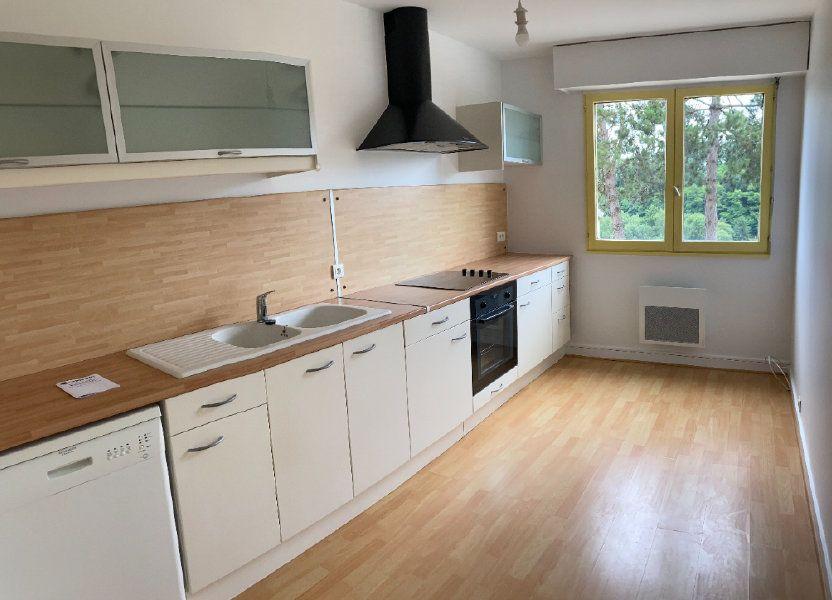 Appartement à louer 54m2 à Limoges