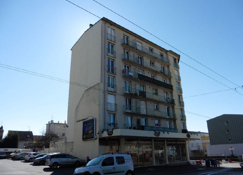 Appartement à louer 77.94m2 à Limoges