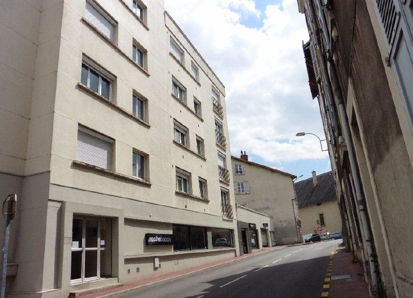Appartement à louer 43.86m2 à Limoges