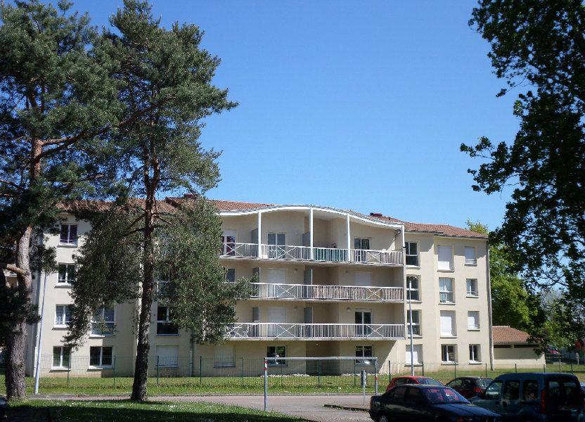 Appartement à louer 25.39m2 à Limoges