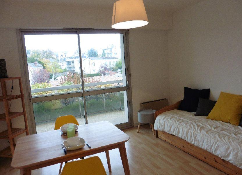 Appartement à louer 22.92m2 à Limoges