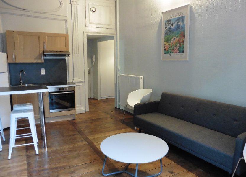 Appartement à louer 40.4m2 à Limoges