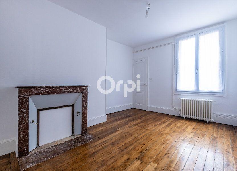 Appartement à louer 94.9m2 à Limoges